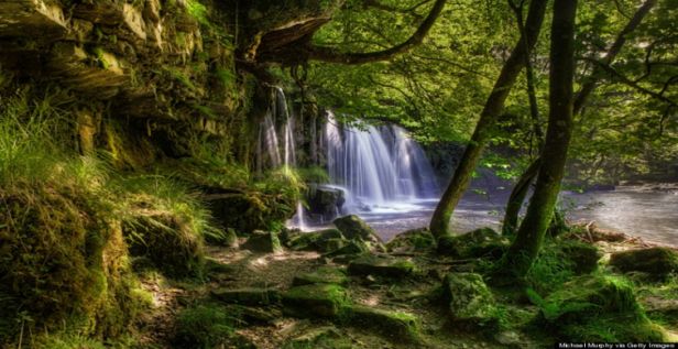 Brecon Beacons National Park Wales