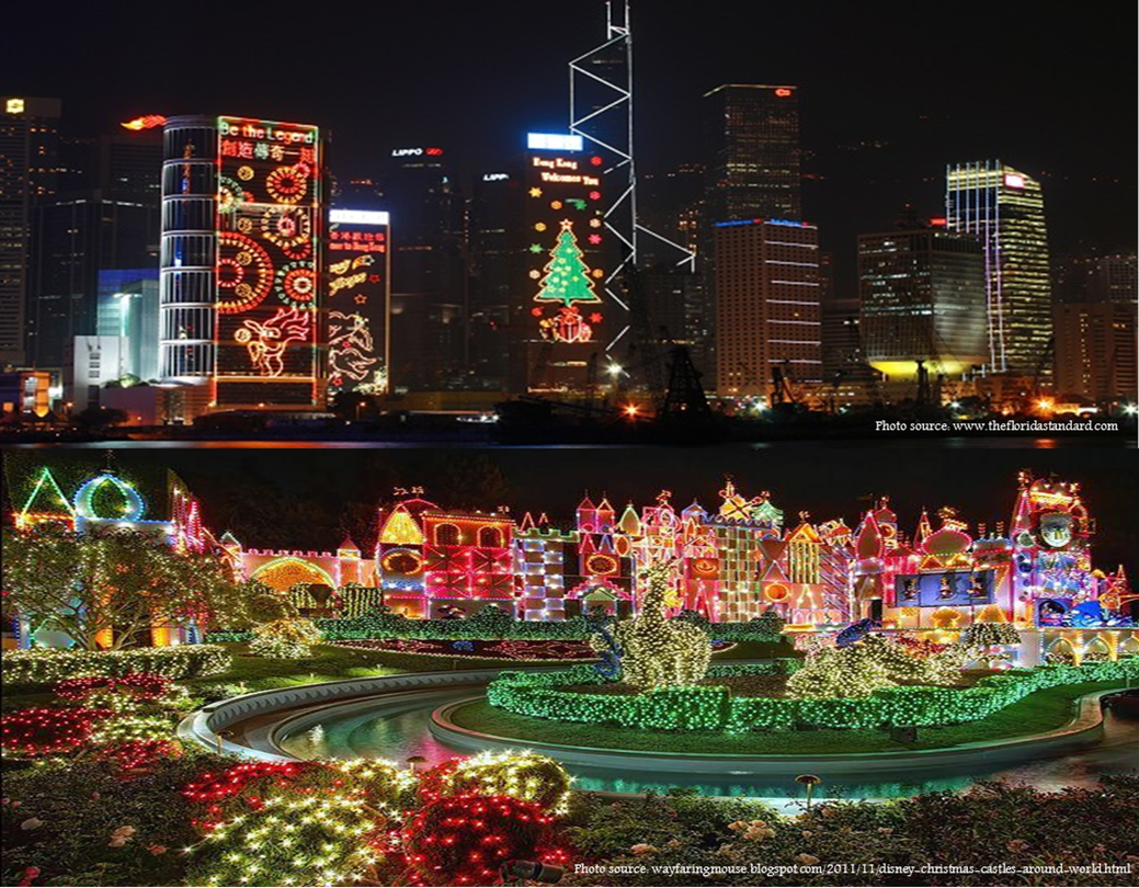 best places to spend christmas in south east asia hong kong - Best Place To Spend Christmas