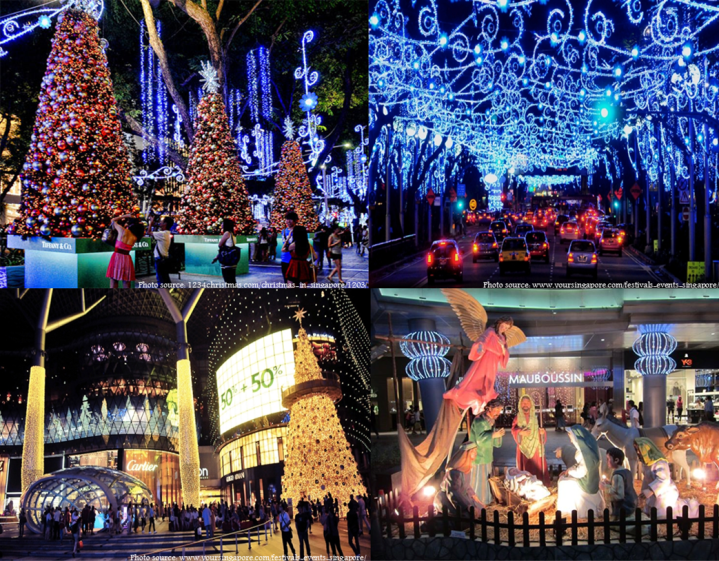 Best Places To Spend Christmas in South East Asia -Singapore