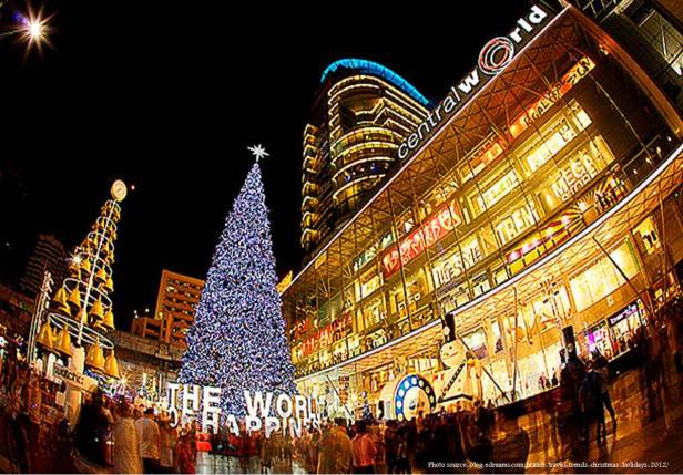 Christmas in Bangkok 2