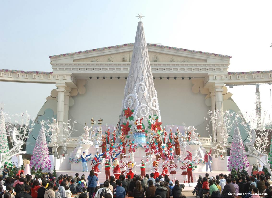 Christmas in South East Asia – blog