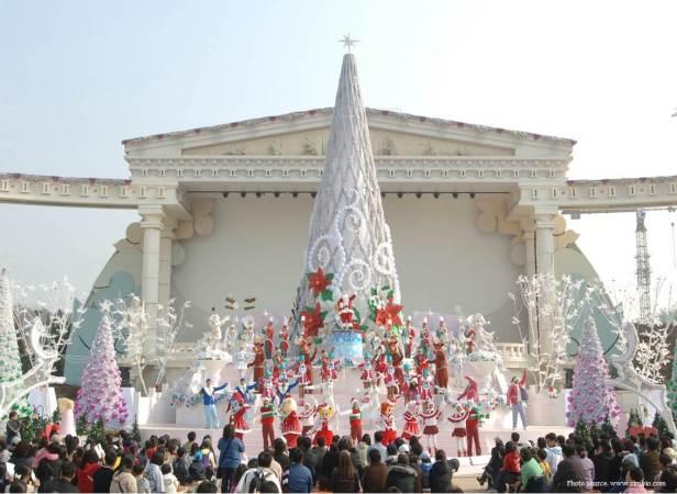 Christmas in Korea 2