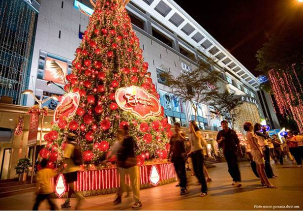 Christmas in Singapore 5