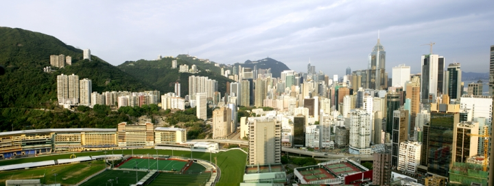 Top Ten Places To See in Hong Kong - Happy Valley Racecourse