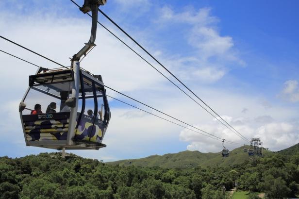 Top Ten Places To See In Hong Kong - Ngong Ping 360