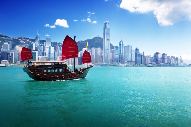 Top Ten Places to See in Hong  Kong