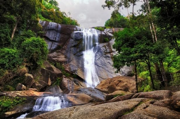 Things To Do in Langkawi - Telaga Tujuh Waterfalls