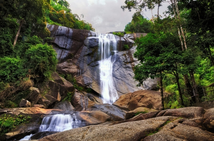 Things To Do in Langkawi - Telaga Tujuh Waterfalls