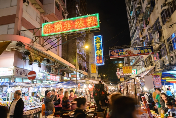 Best Places To See in Hong Kong -Mong Kok and Yau Ma Tei