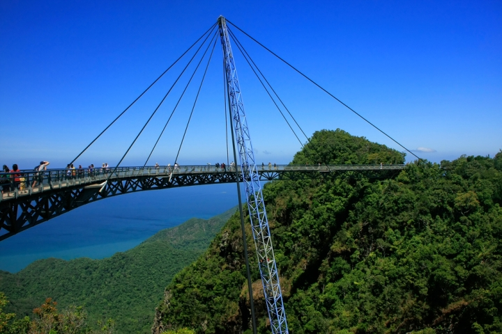 Things To Do in Langkawi - Sky Bridge