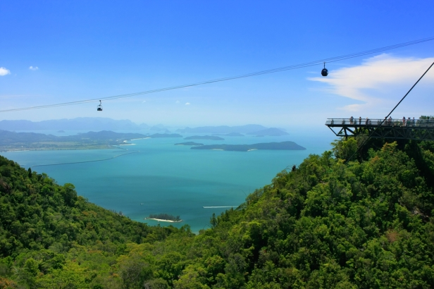 Thing To Do in Langkawi - Cable Car
