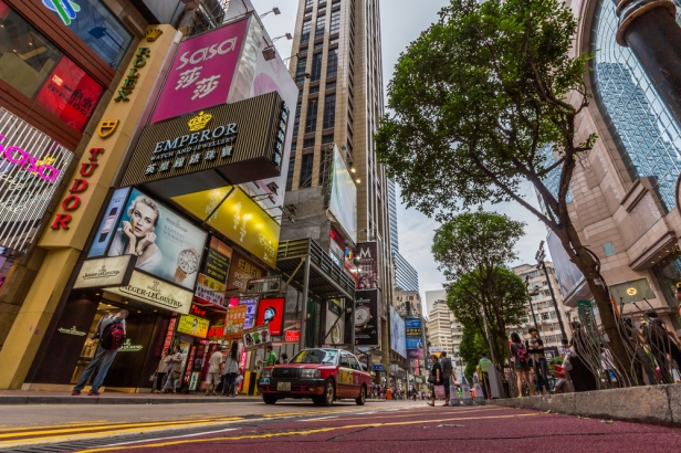 Best Places To See in Hong Kong - Causeway Bay