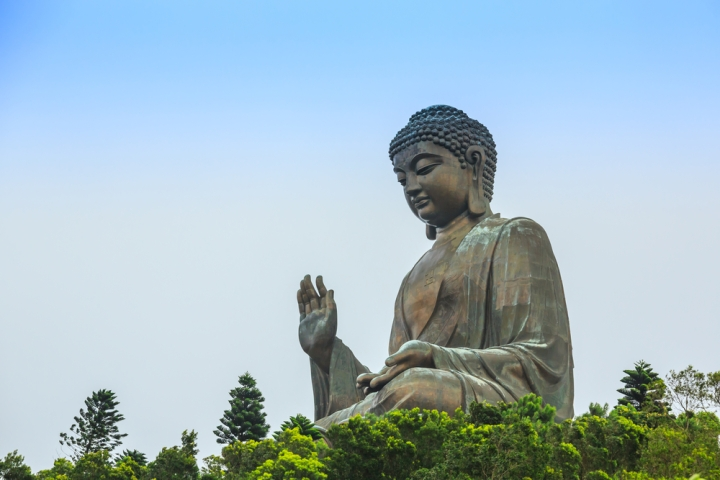 Top Ten Places To See In Hong Kong - Po Lin Monastery