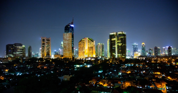 Celebrate New Year's Eve in South East Asia - Jakarta, Indonesia
