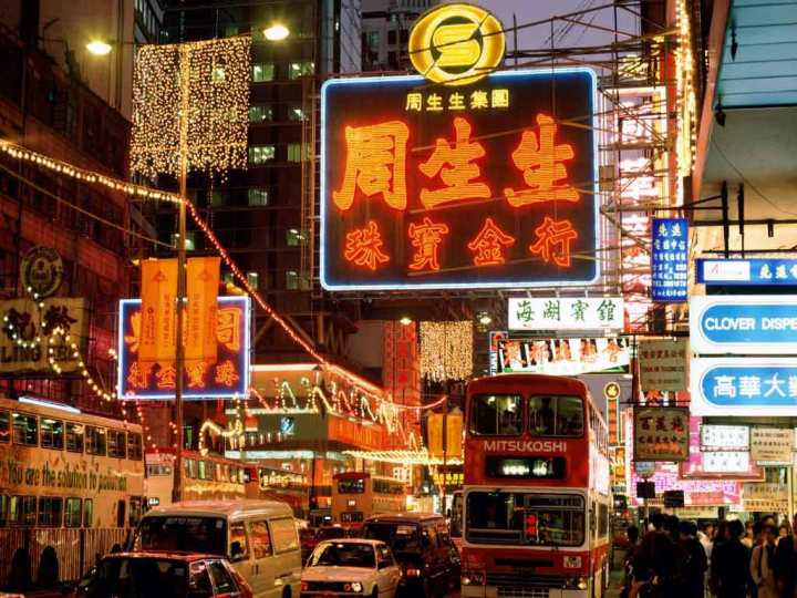Best Places To See In Hong Kong - Stanley Market