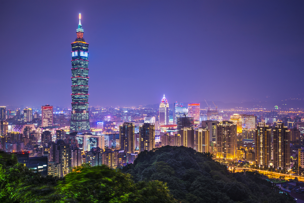Dating places in taipei