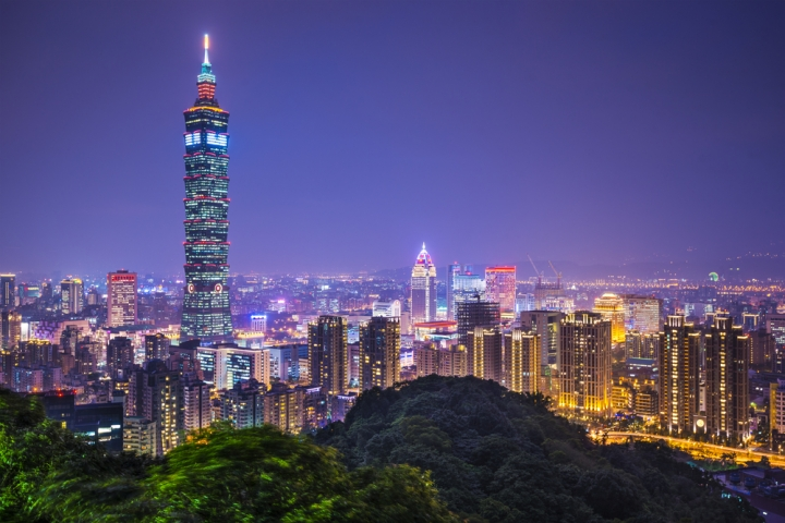 Top Ten Places To See In Taipei - Taipei 101
