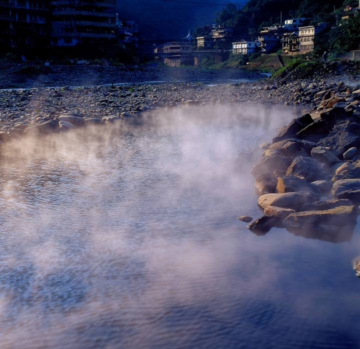 Top Ten Places to See in Taiwan - Hot Springs