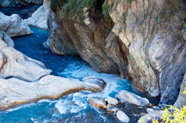 Top Ten Places to Visit in Taipei - Toroko Gorge
