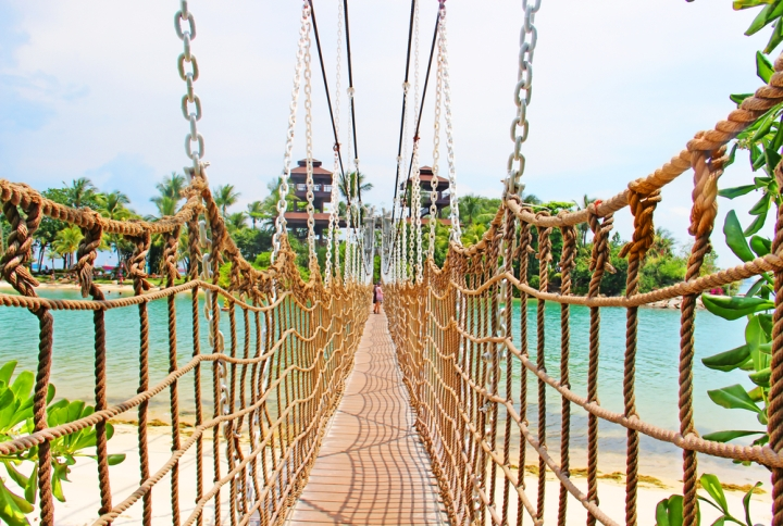10 Reasons To Visit Singapore - Sentosa Island