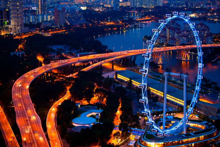10 Reasons Why You Should Visit Sinagpore - Singapore Flyer