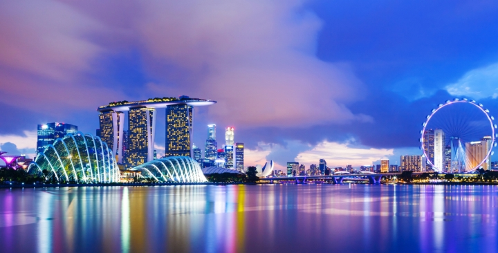 10 Reasons Why You Should Visit Singapore - City Skyline