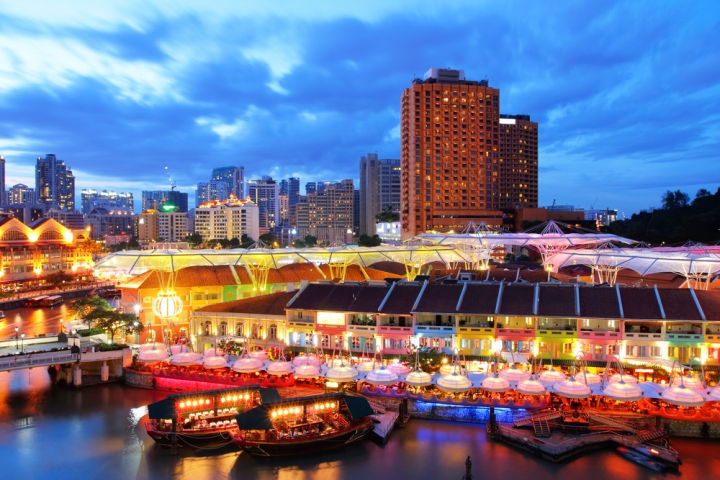 10 Reasons Why You Should Visit Singapore - Clarke Quay