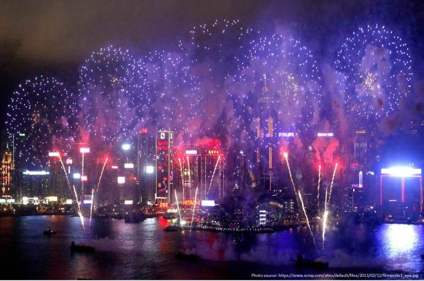 Best Places to Celebrate Chinese New Year - Hong Kong