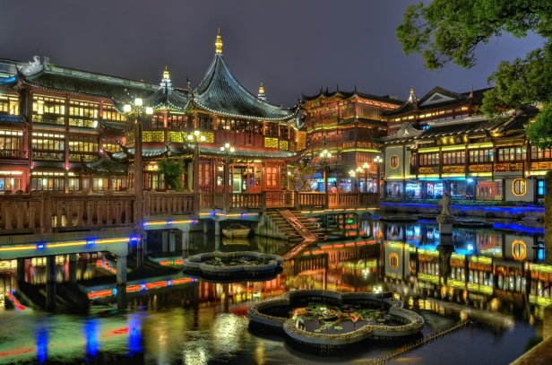 Best Places to Celebrate Chinese New Year - Shanghai
