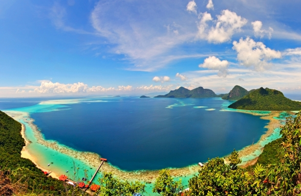 Most Romantic Places in Southeast Asia - Borneo