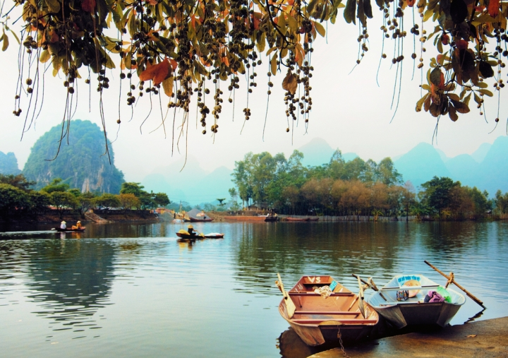 Most Romantic Places in Southeast Asia - Hanoi Vietnam