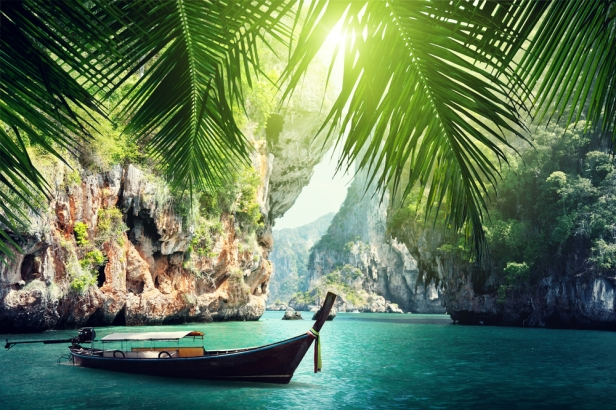 Most Romantic Places in Southeast Asia - Krabi