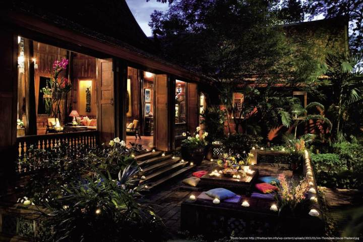 3D2N in Bangkok - Jim Thompson House
