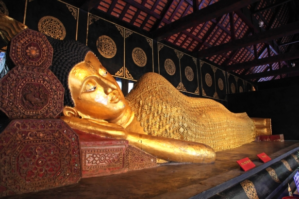 3D2N in Bangkok - Reclining Buddha