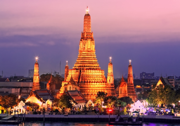 3D2N in Bangkok - Temple of the Dawn