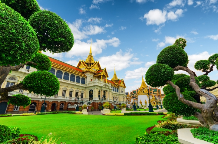 3D2N in Bangkok - The Grand Palace