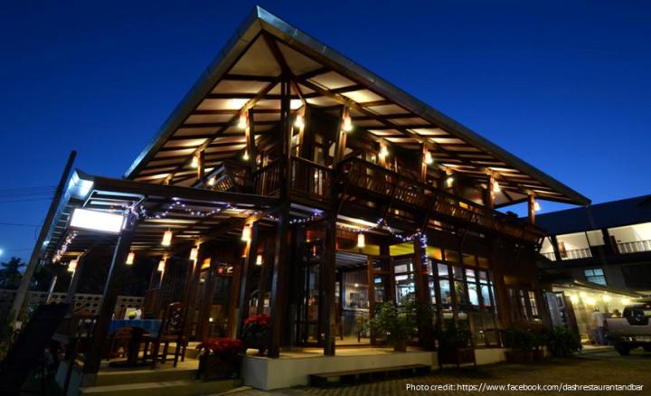 3D2N in Chiang Mai - Dash Restaurant & Bar