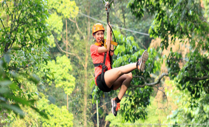 3D2N in Chiang Mai - Flight Of The Gibbon