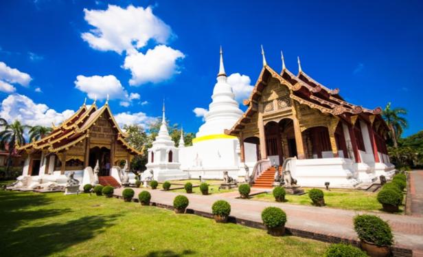 3D2N in Chiang Mai - Wat Phra Singh