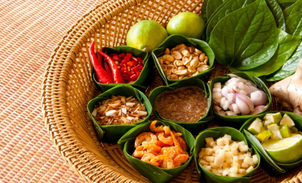 Best Eats in Southeast Asia - Miang Kham