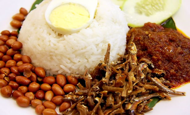 Best Eats in Southeast Asia - Nasi Lemak