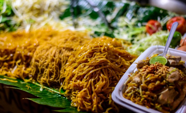Best Eats in Southeast Asia - Pad Thai