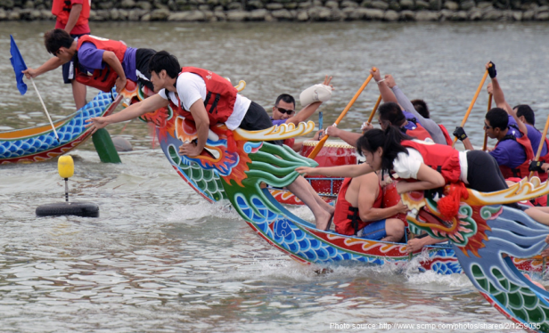 Best Festivals In Southeast Asia - Dragon Boat Race Festival Laos