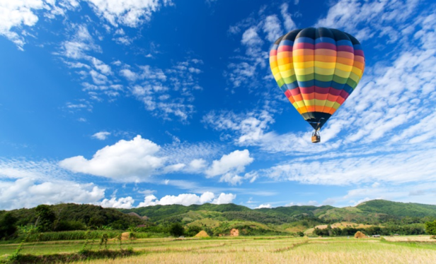 Top 10 Things To Do in Cairns - Hot Air Balloon