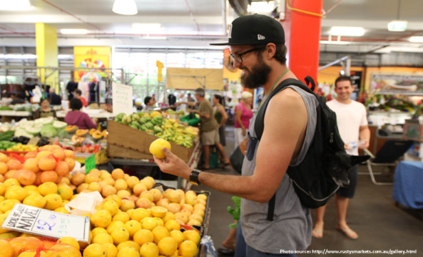 Top Ten Things To D o in Cairns - Rusty Market