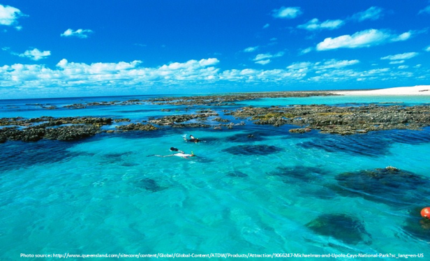 Top Ten Things To Do in Cairns - Michaelmas Cay