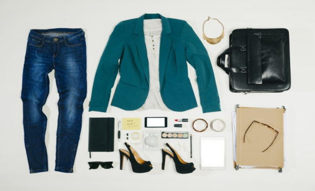 Travel Hacks - Mix & Match Outfits