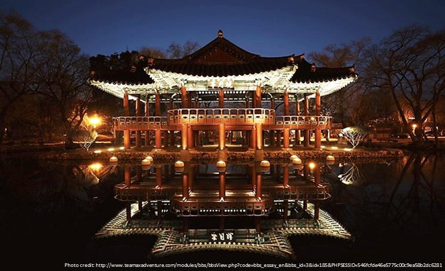 10 Reasons To Visit Korea - Kwanghan Pavilion