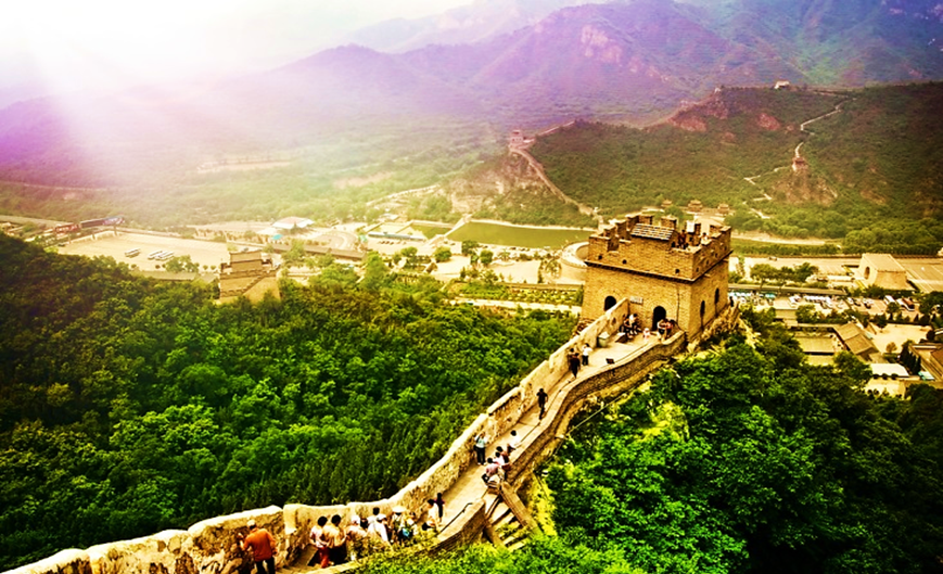 Best Places for Culture Vultures in Asia - Great Wall of China