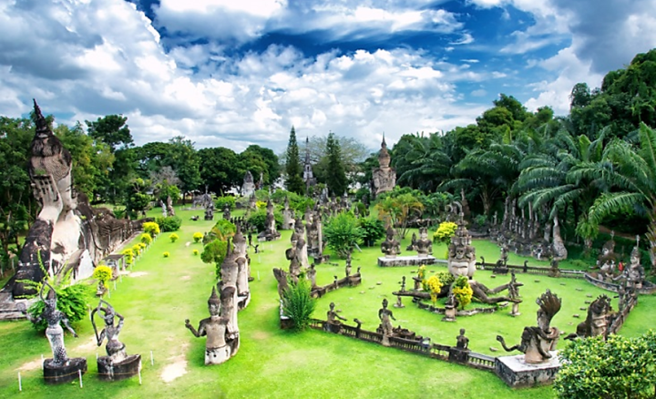 Best Places for Culture Vultures in Asia - Laos